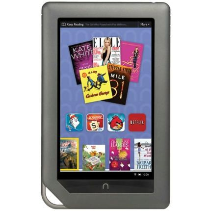 Nook Color Nook Tablet Barnes And Noble Nook