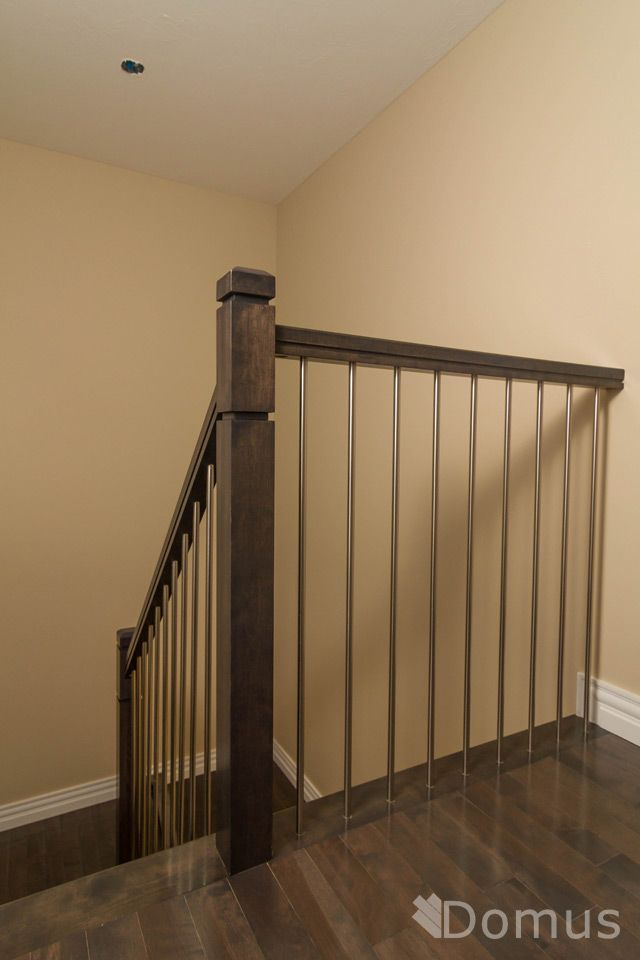 Best Modern Staircase With Zen Posts And Stainless Steel Spindles 400 x 300