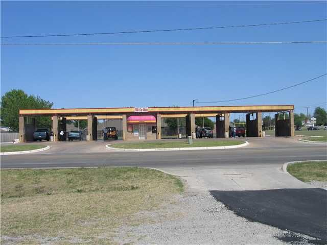 LoopNet - Car Wash - 104th / Sante Fe, Oklahoma City, Vehicle Related, 9 SW 104th St, Oklahoma City, OK