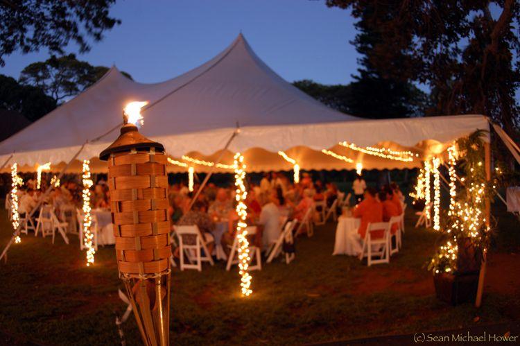 Lighting Ideas For Your Outdoor Wedding Diy Outdoor Weddings Outdoor Wedding Lighting Outdoor Wedding Reception Tent