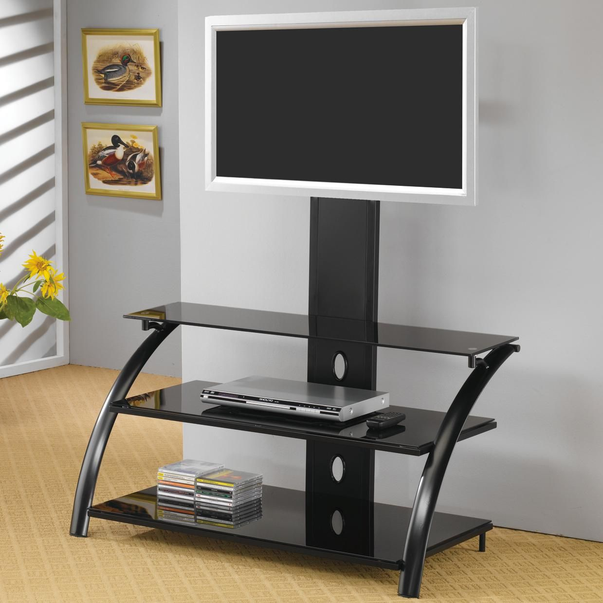 Great Tv Stand For A Temporary Home Or College Dorm College