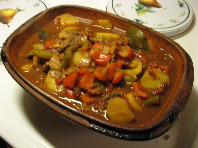 turkisk osmansk gryta recept