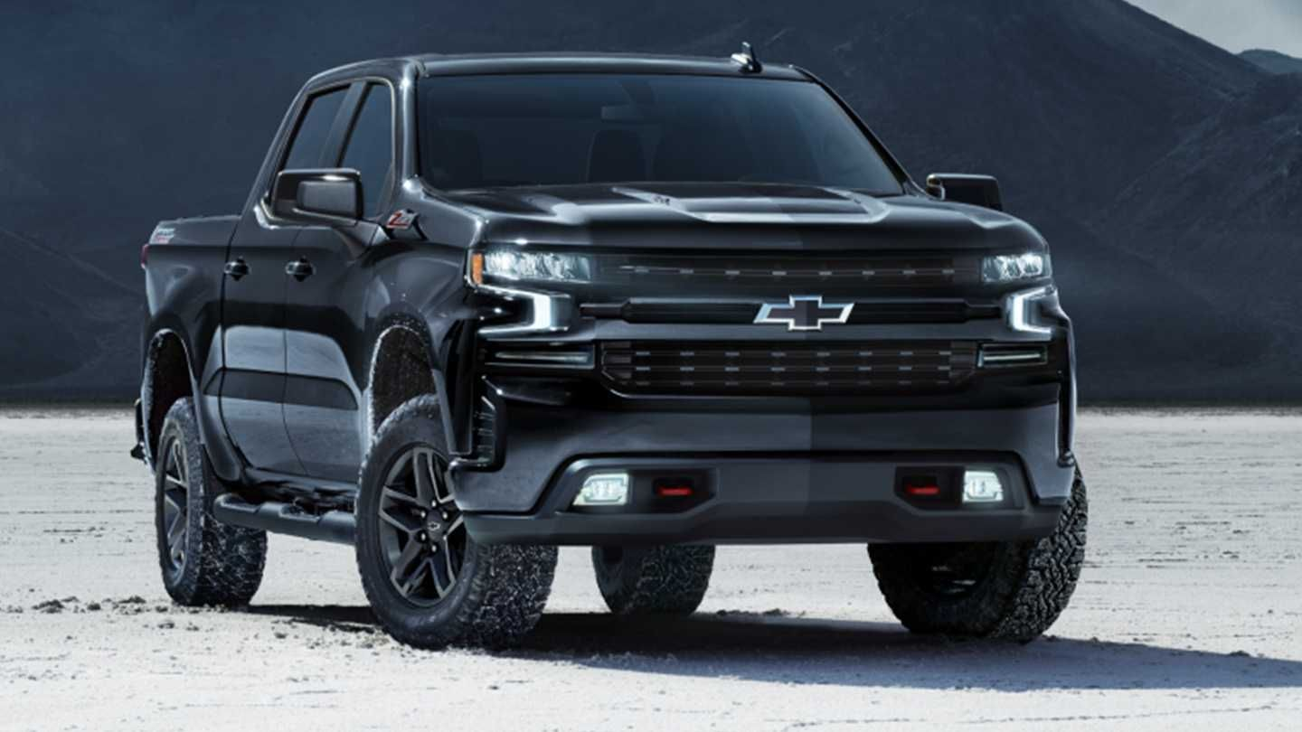 Chevrolet Silverado Midnight And Rally Editions For Teens Luxury