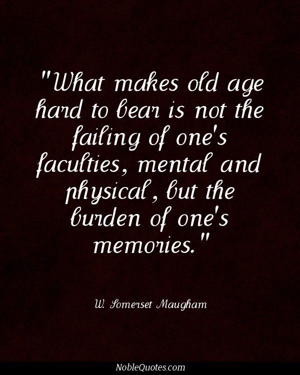 Age Quotes Age Quotes