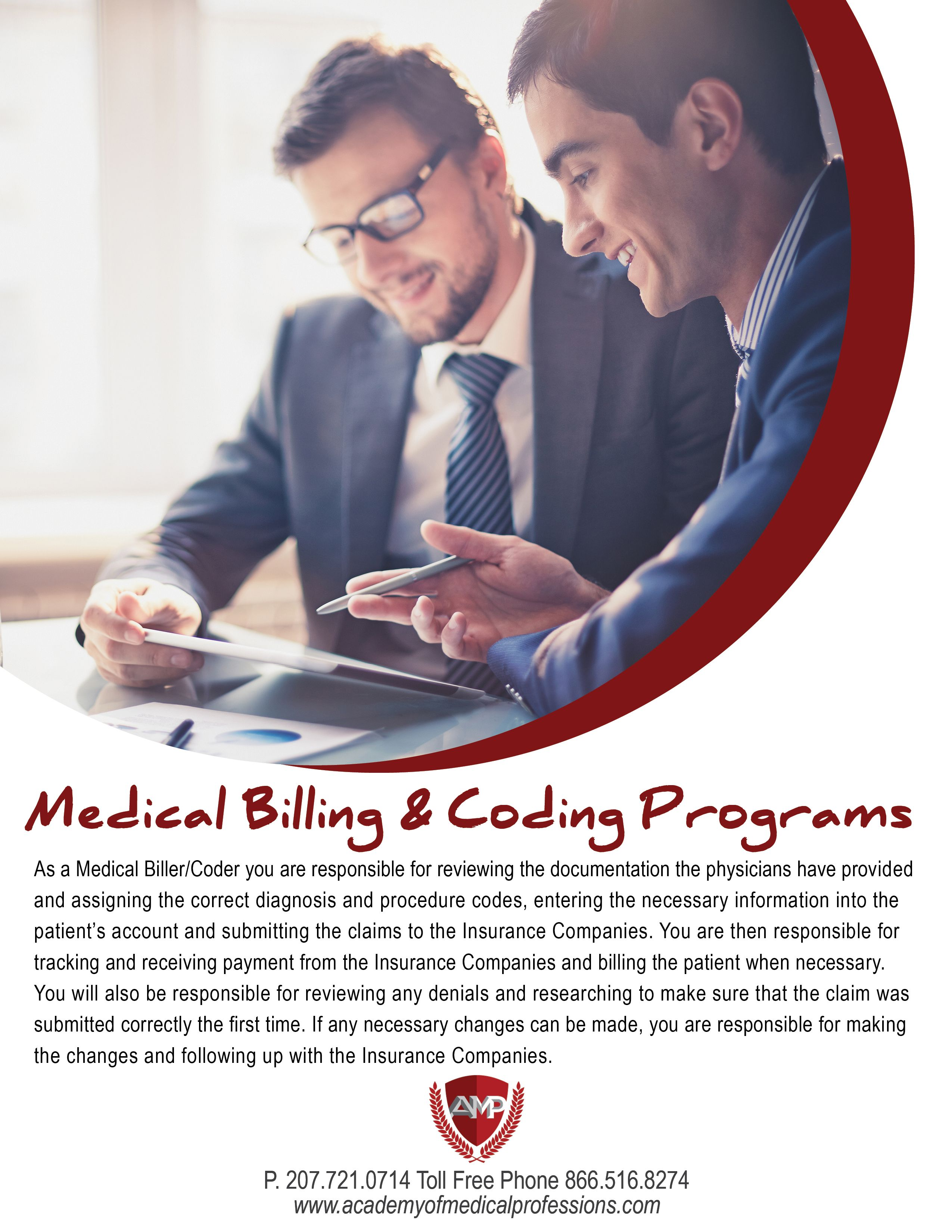 Looking for the perfect job? Medical Billing & Coding are