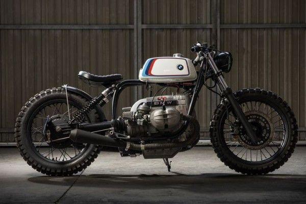 bmw r100 bobber 58 by cafe racer dreams