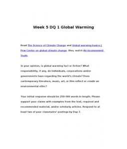 Global Warming Read The Science Of Climate Change And Global