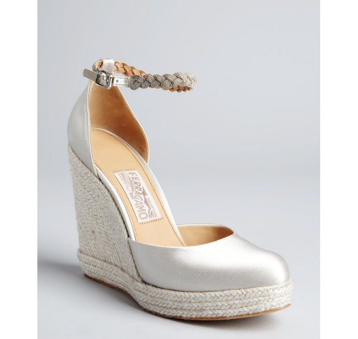 Bridal Shoes Expensive: Beach Wedding Shoes For The Vertically-challenged! Too Bad