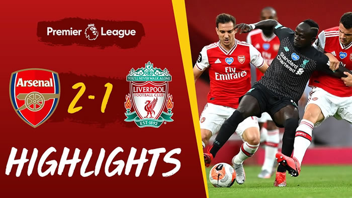 Arsenal 2 1 Liverpool 15th Jul 2020 Football Highlights And Goals England Premier League In 2020 Football Highlight Premier League Liverpool