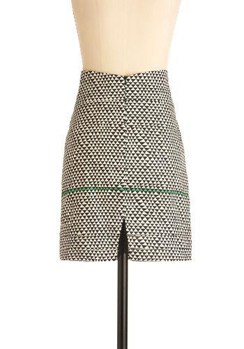 Life's Beam Good Skirt
