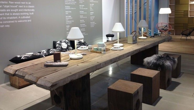 Long Wood Table   Google Search