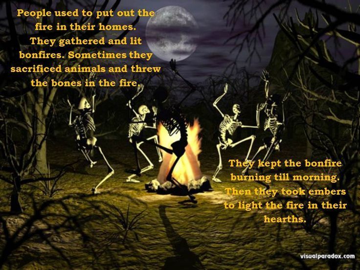 History Of Samhain   history of halloween   Halloween History ...