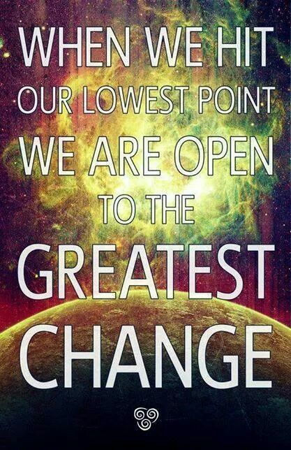 When We Hit Our Lowest Point Avatar Quotes Spiritual Quotes Inspirational Quotes