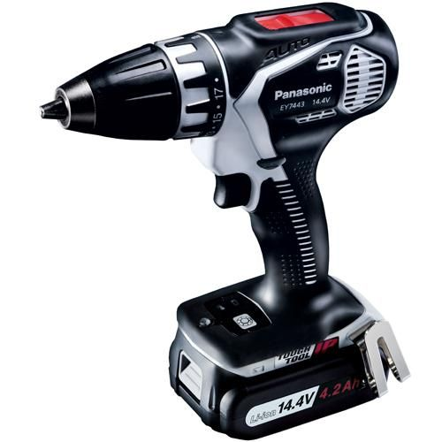 The Panasonic Ey7443 14 4v Drill Driver Has A Great Autogear Function That Helps You Work More Efficiently