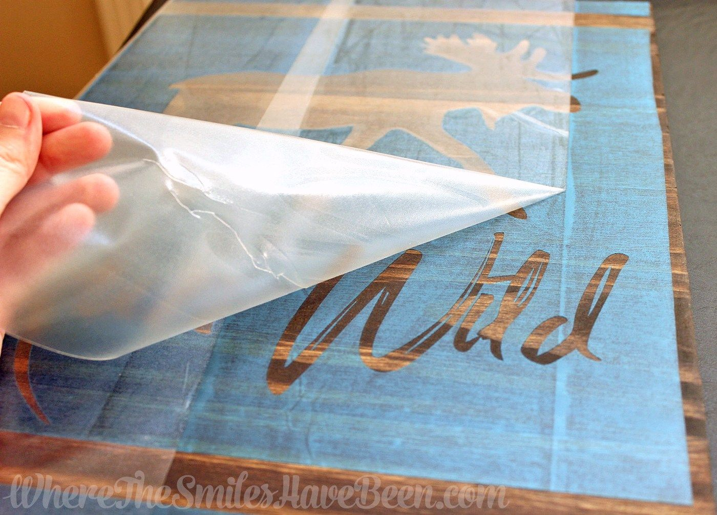Tips For Using Stencil Film With A Silhouette Silhouette