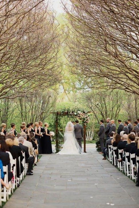 The Most Beautiful Places To Get Married In Dallas Fort Worth Via PureWow