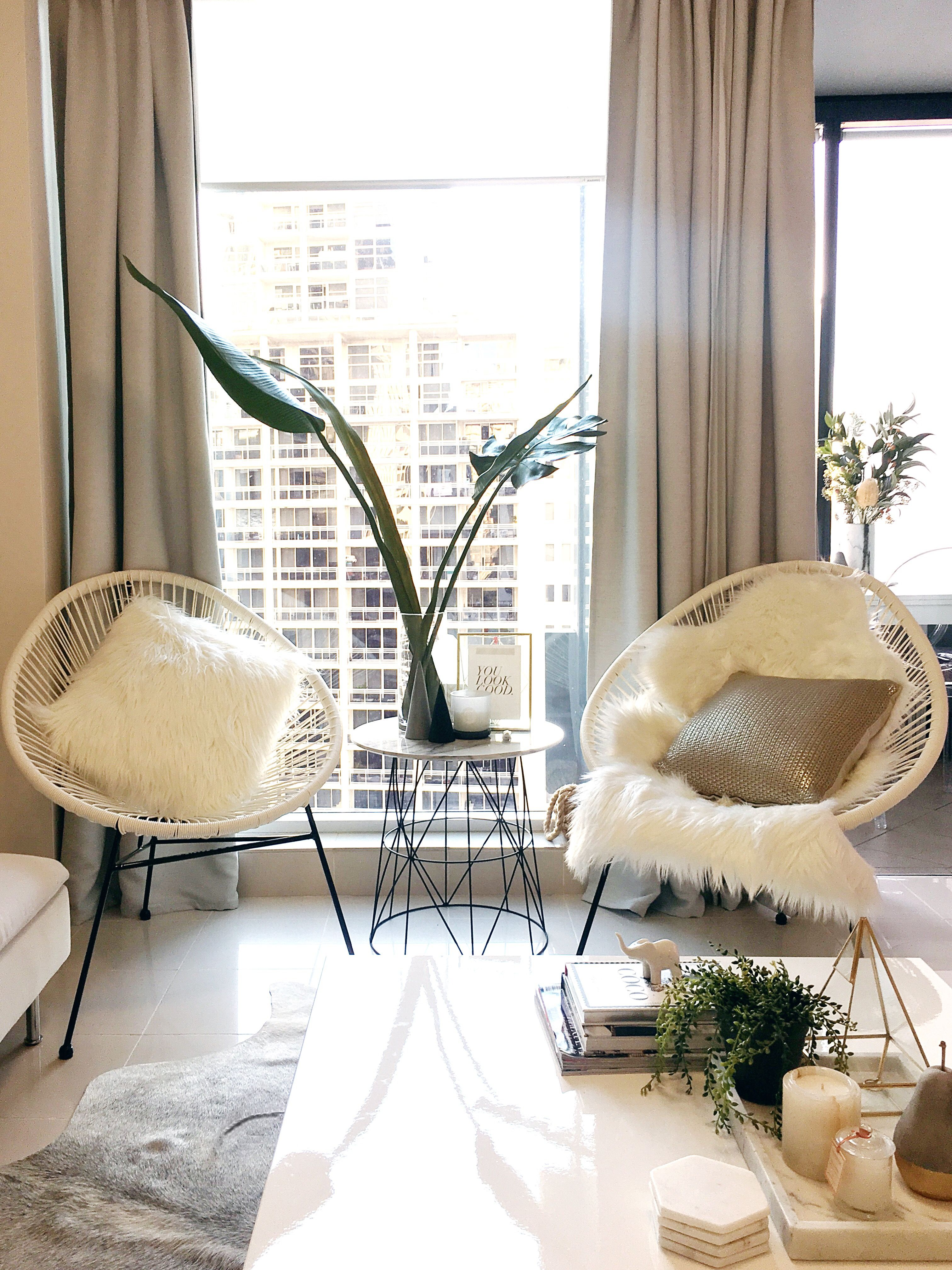 Created Apartment Chairs Space Shopping City LivingAcapulco This JF1TlKc3u