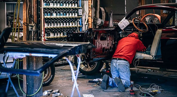 How To Get A Rebuilt Title For A Car