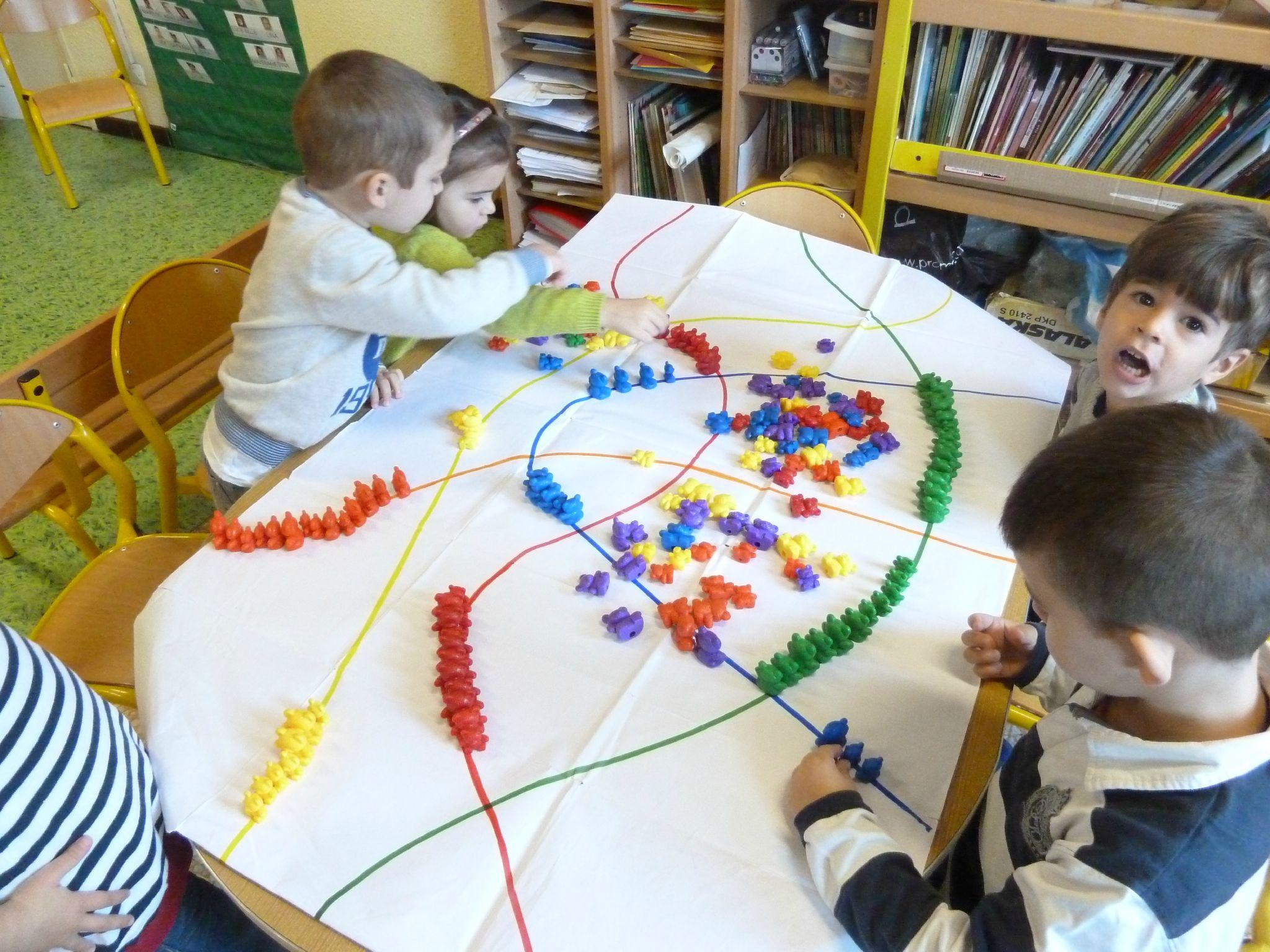 Audacieuse Ateliers :semaine du 5 au 9 janvier - L'école, petit(s) à petit(s AI-05