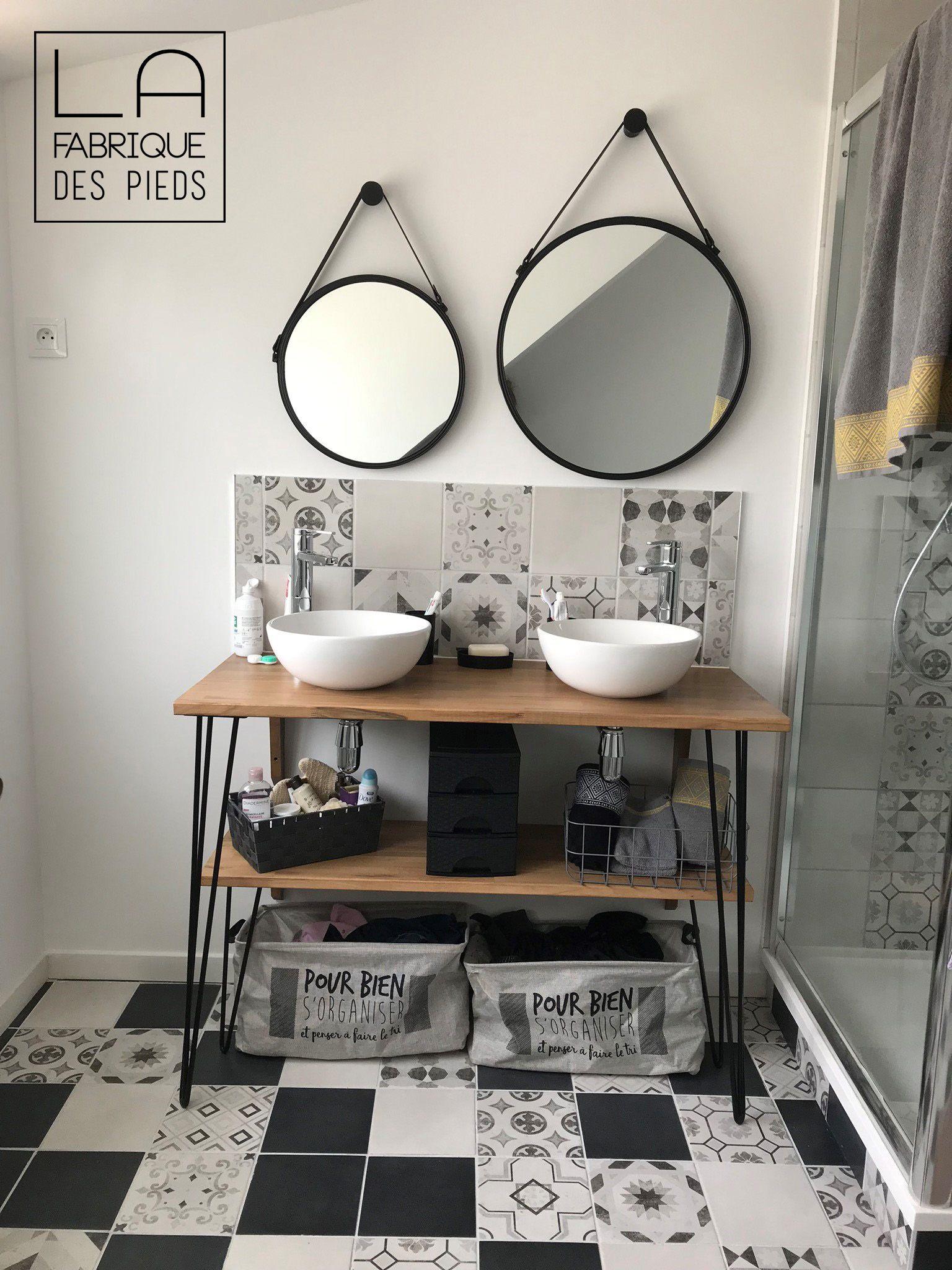 14++ Pied de meuble de salle de bain ideas