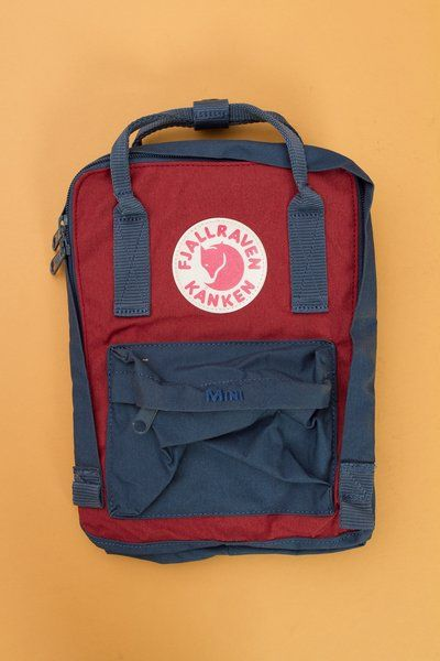 want this! Fjallraven x Opening Ceremony