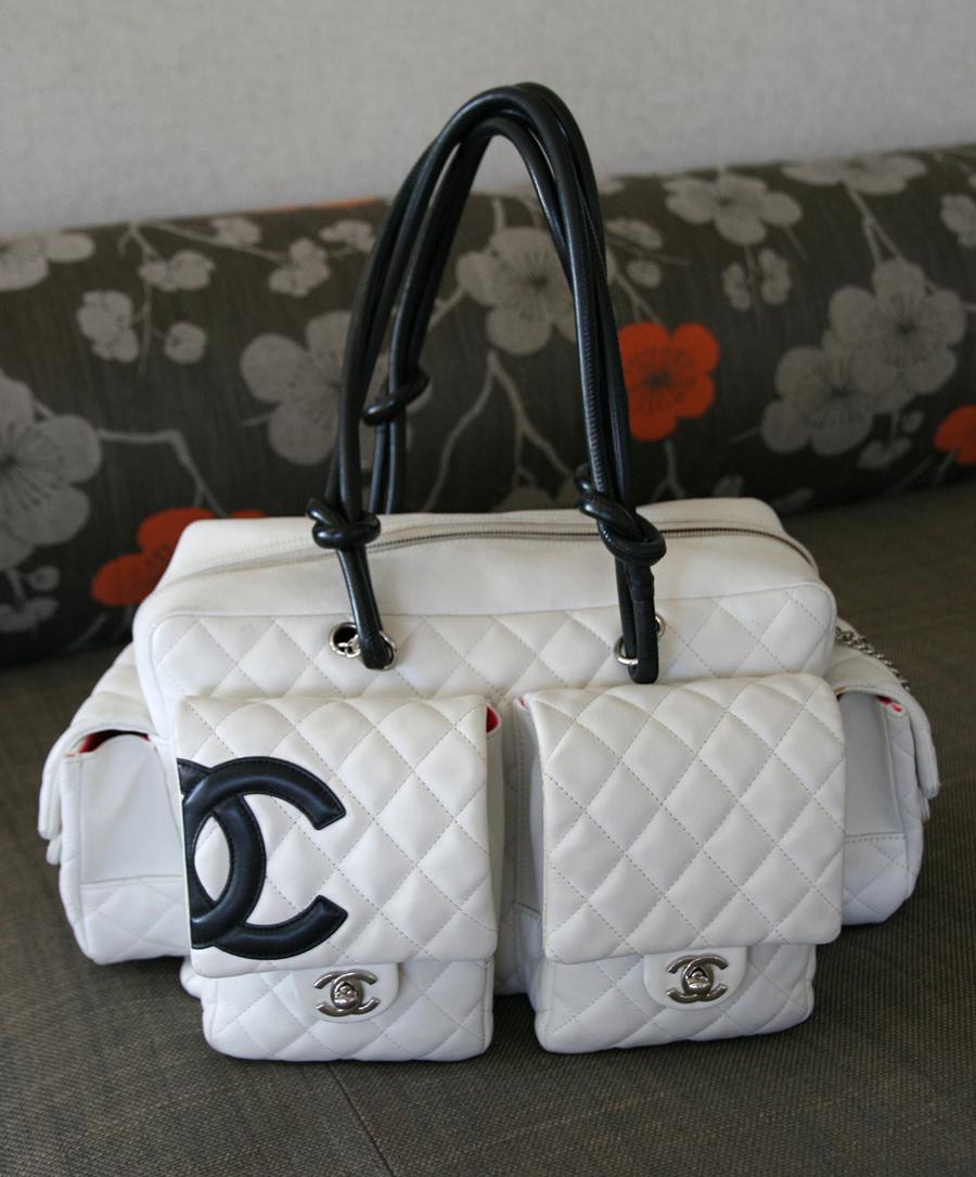 Chanel Satchel Michelle Flynn Flynn Flynn Flynn Coleman Hers Chanel Bag Chic Bags Women Handbags