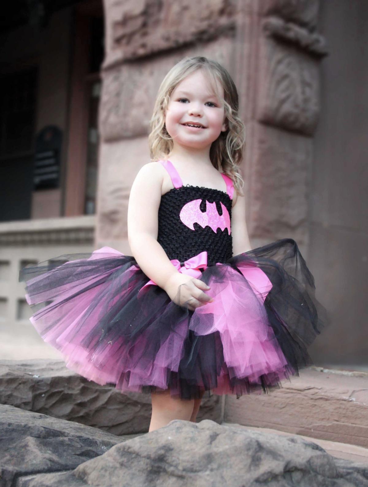70cf5237427 Batman Tutu, Batgirl Tutu, Batgirl Girls Tutu, Batman Costume Tutu ...