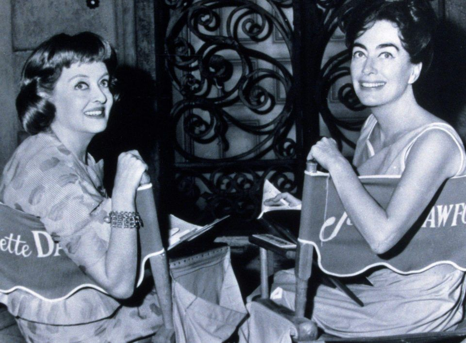 This is why Bette Davis and Joan Crawford fell out all