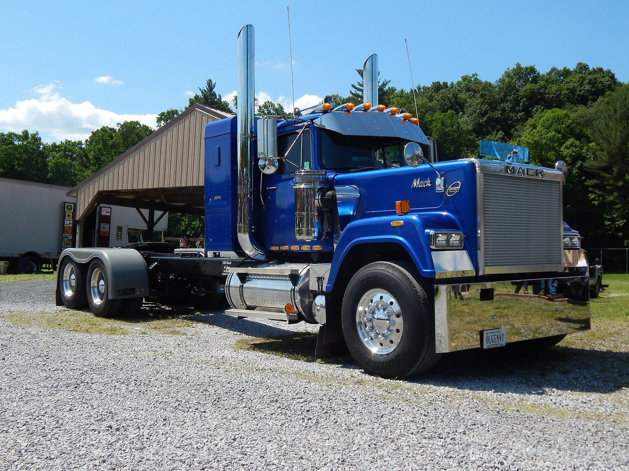 Mack Superliner Custom We Buy Used Trailers In Any Condition
