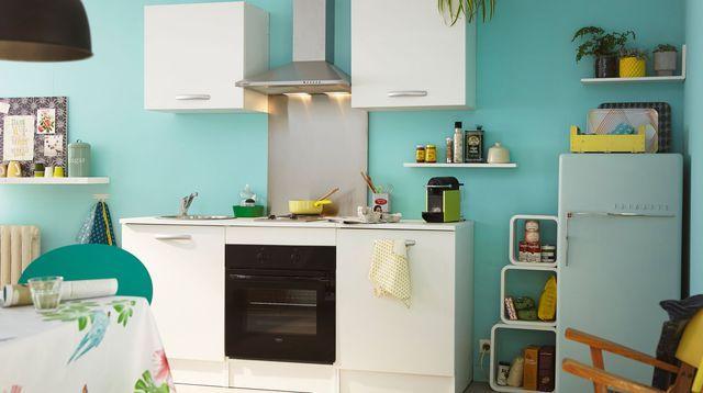 am nager une petite cuisine nos 10 conseils cuisine pinterest petite cuisine conseils. Black Bedroom Furniture Sets. Home Design Ideas