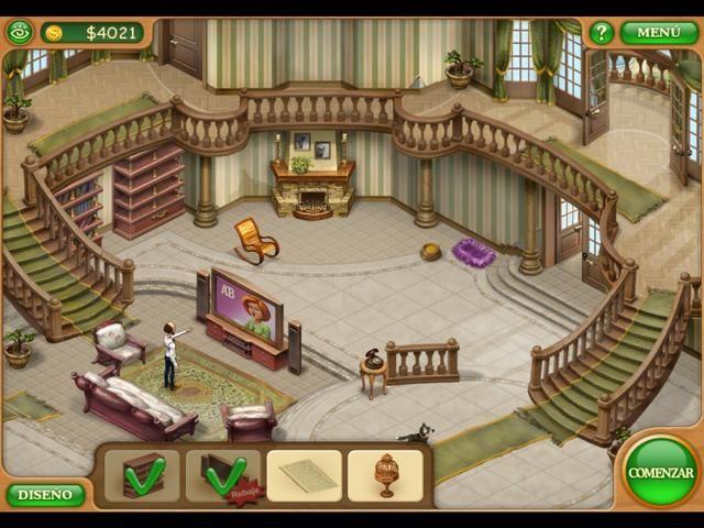 Gardenscapes - Mansion Makeover | Zylom | objetos ocultos