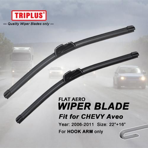 Wiper Blade For Chevrolet Aveo 2006 2011 1set 2216 Flat Aero
