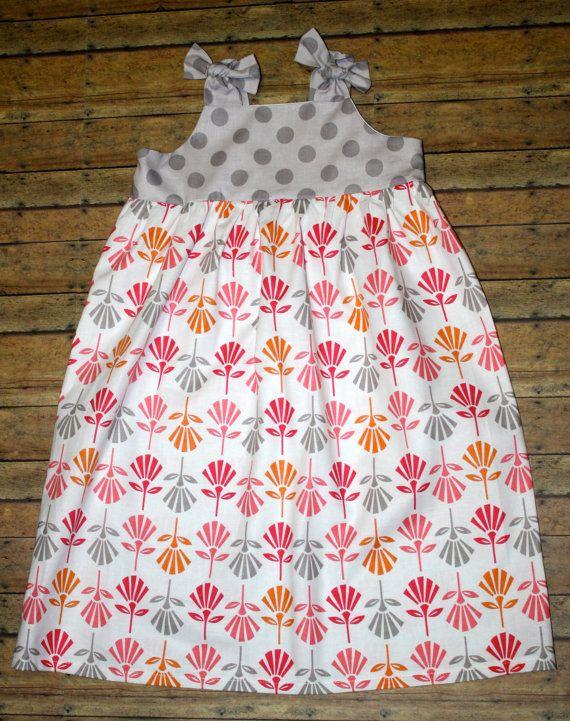 Knot Twirl Dress-Riley Blake Fabrics