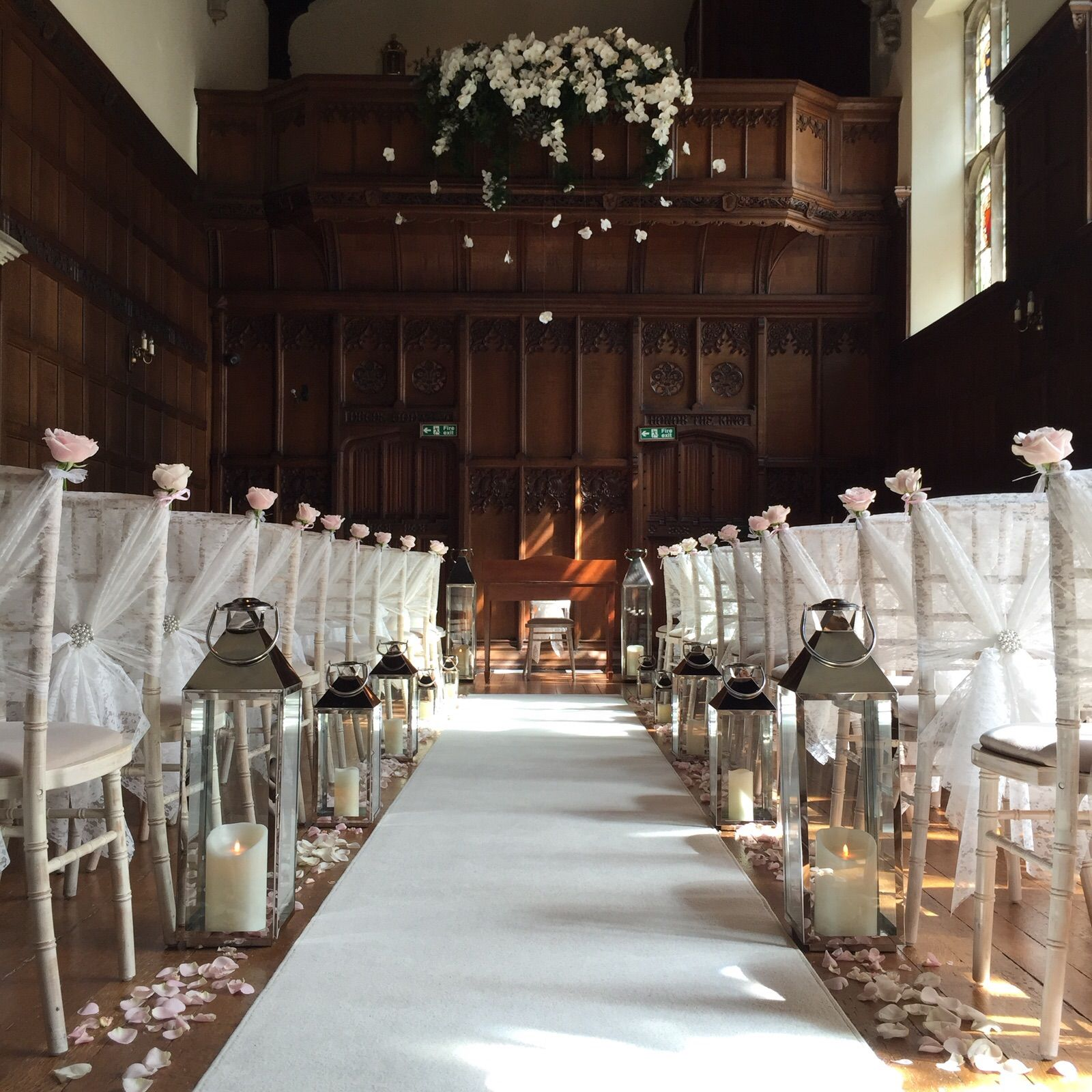 Civil Ceremony At Hengrave Hall, Suffolk Wedding Venue