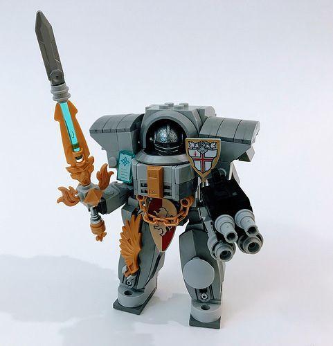 Grey Warhammer EveryoneHere KnightsHi My Lego Are N 40k Nynw8Omv0