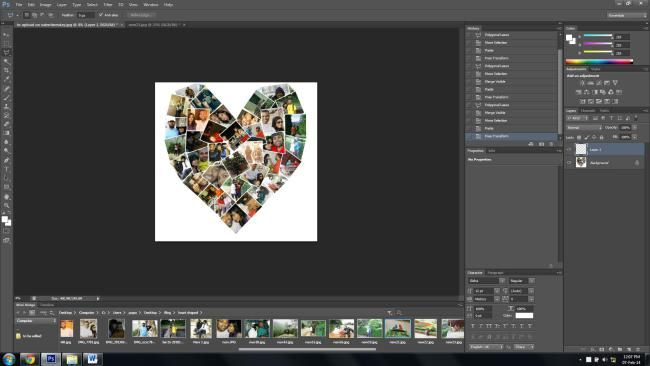 How To Create A Photo Collage In 10 Easy Steps Using Adobe