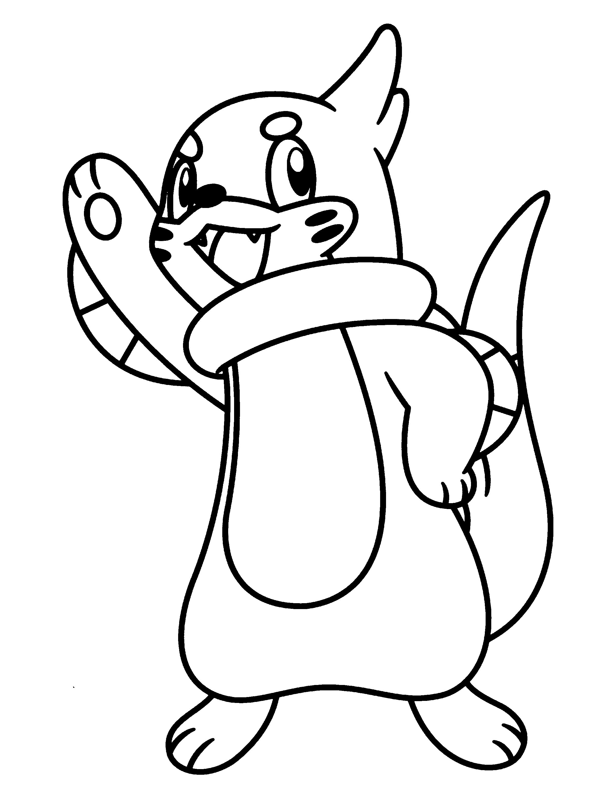 Fresh Coloring Page Pokemon Diamond Pearl Coloring Pages 143
