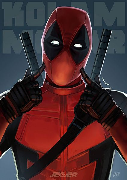 Deadpool by unded on DeviantArt