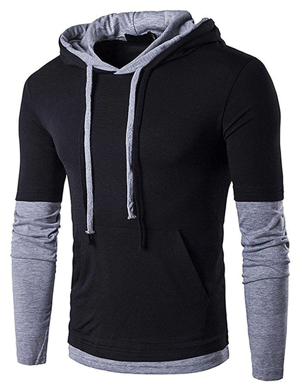 Men's Clothing, Shirts, TShirts, Men's Hooded Shirts
