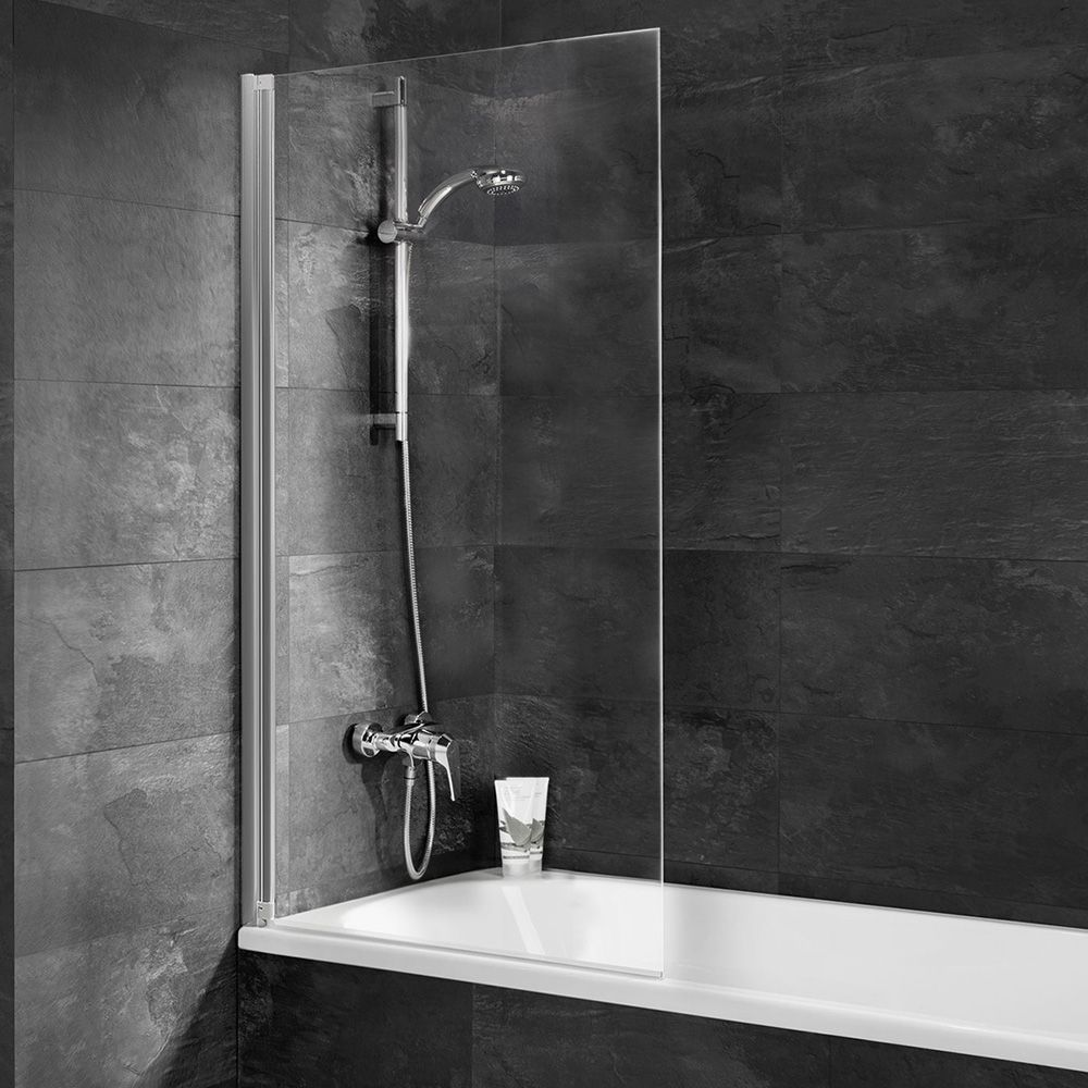 Schulte Einfach Ohne Bohren Badewannenaufsatz 130 1 Teilig D34513 01 50 Duschmeister De Duschwand Glas Badewanne Duschvorhang Ideen