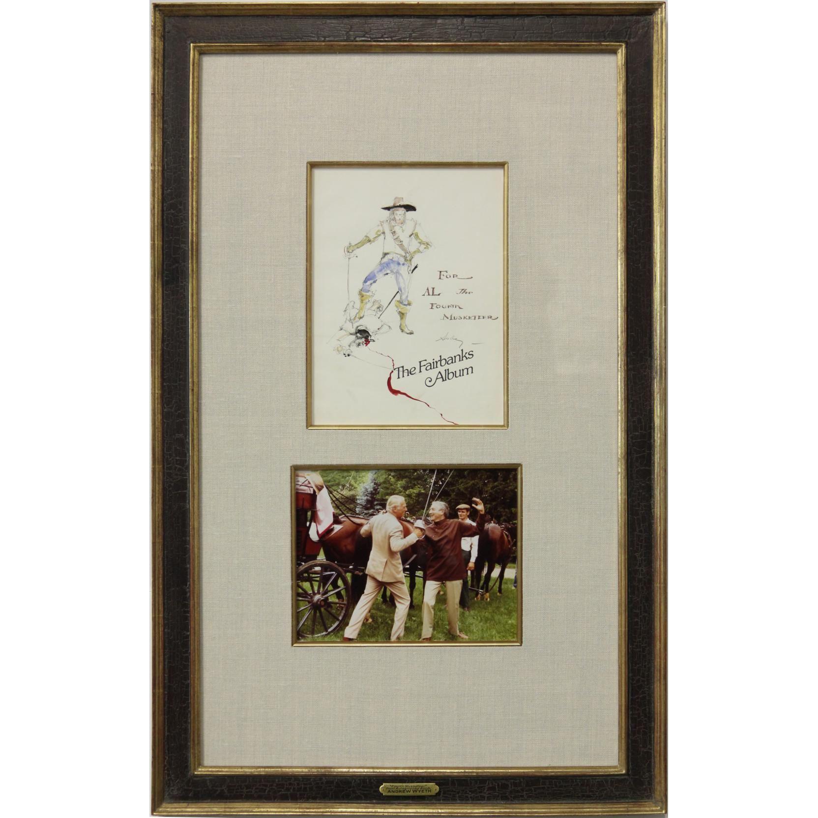 Andrew wyeth 19172009 the fairbanks album sold