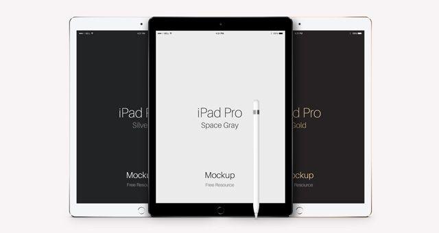 Psd Ipad Pro Vector Mockup Psd Mock Up Templates Free Mockup Templates Mockup Ipad Mockup