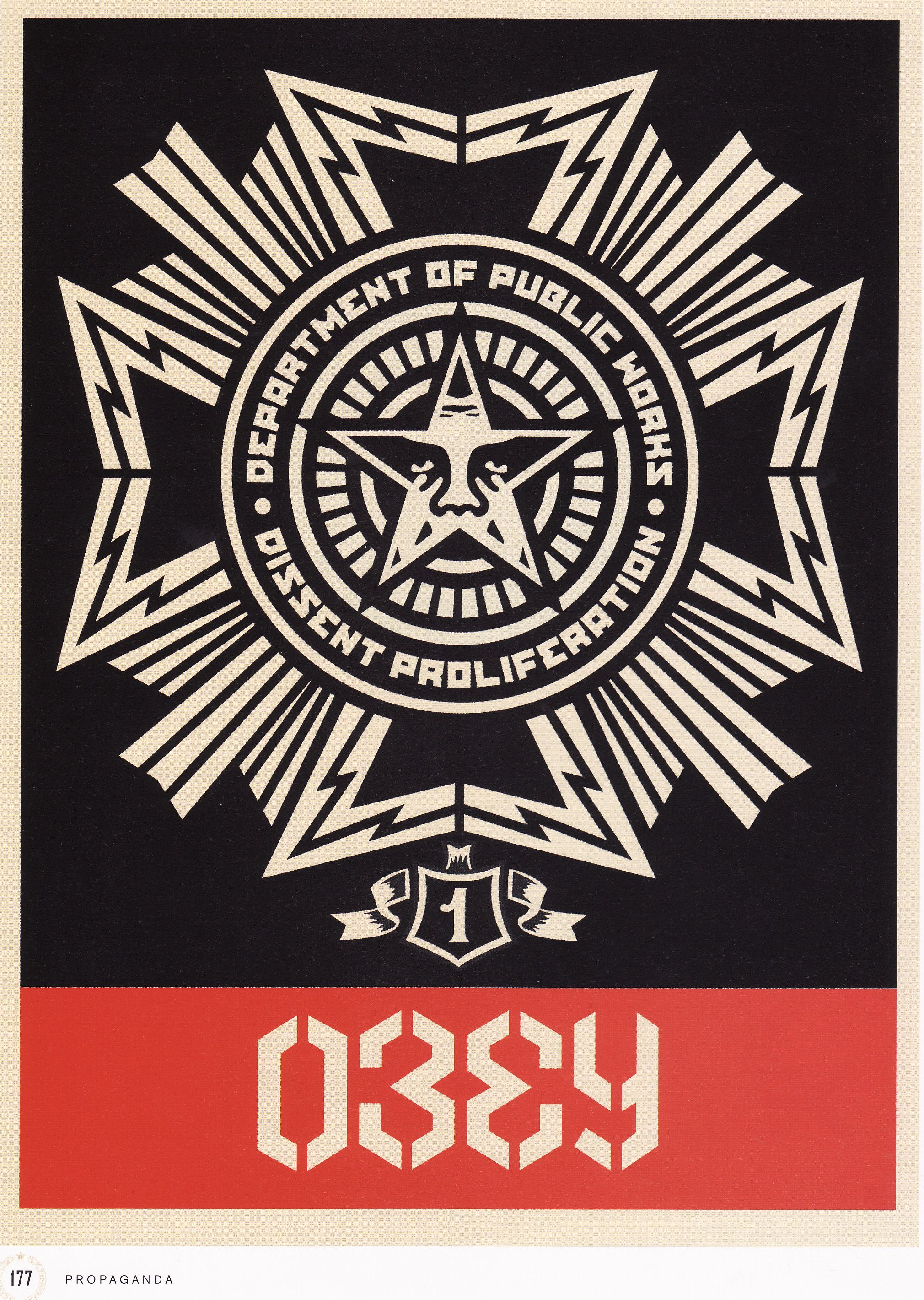 Obey Illustration Shepard Fairey Prints Shepard Fairey Obey Art