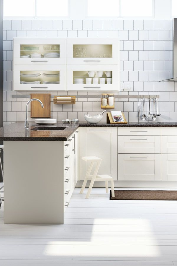 Ikea Sektion Kitchen Cabinets That Suit You And How You Use