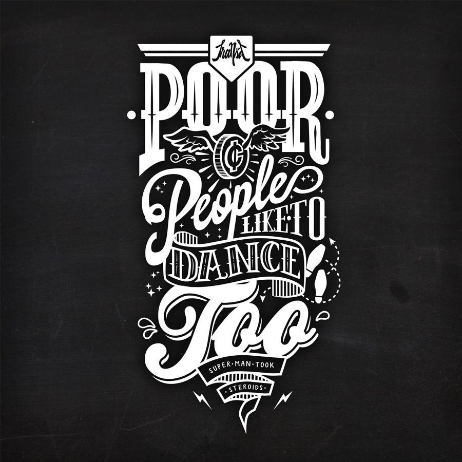 T shirt design inspiration typography - Typography Established Shirts Google Search