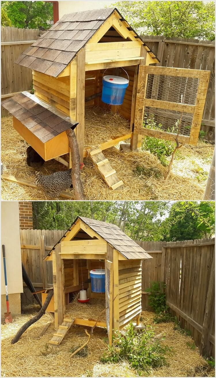 25 Creative Ideas to Repurpose Old Wooden Pallets | Diy ...