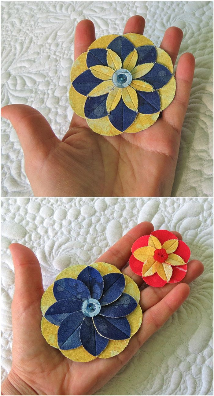 Less Fabric Less Time Same Fun Folding And Sewing Miniatures
