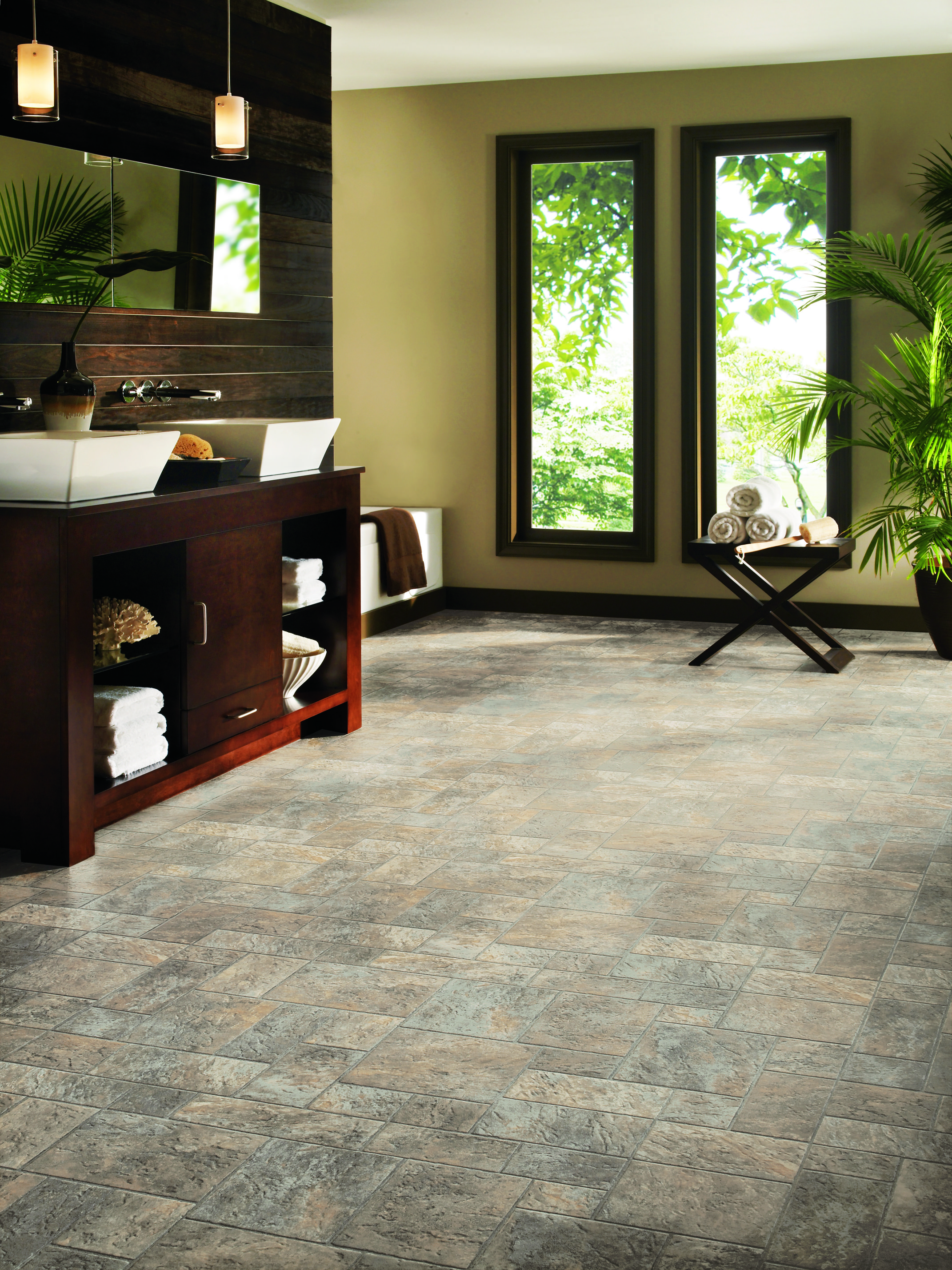 Vinyl Sheet Flooring from Empire Today® allows you to get