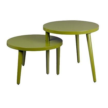 Couchtisch ab 169,00 € ♥ Hier kaufen: http://stylefru.it/s124486 #retro #60ziger #gruen