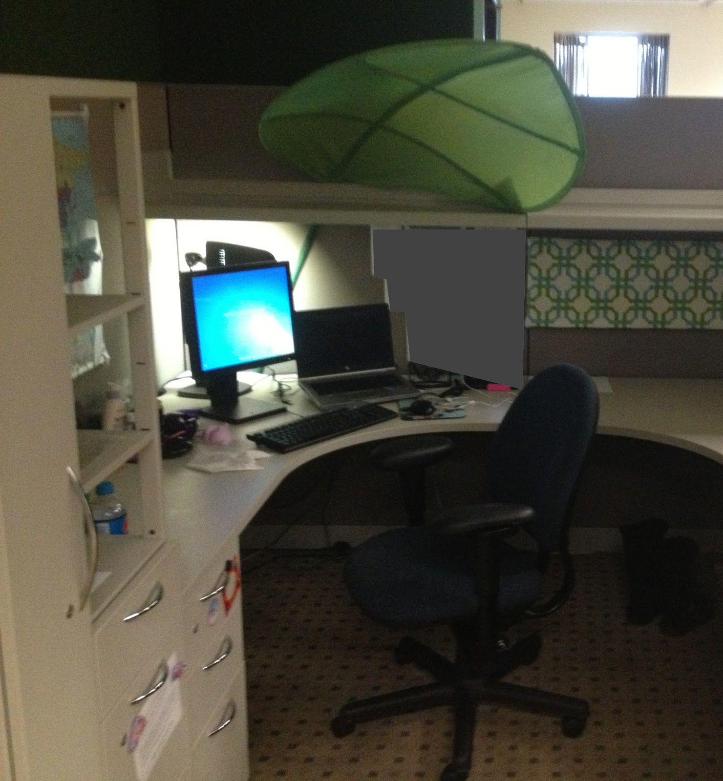 cubicle lighting. cubicle shade cover lighting l